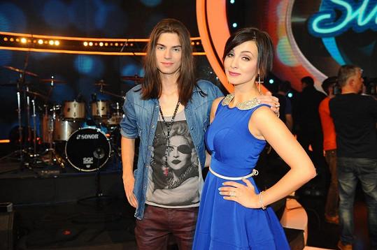 Karol a Natálka tvořili oficiální pár.