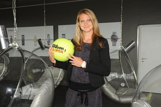 Lucie Šafářová patří k nejlepším světovým tenistkám.