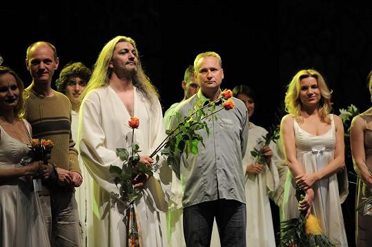 Richard je autorem choreografie muzikálu Dracula. Právě Dan Hůlka by neměl chybět na dnešním posledním rozloučení.