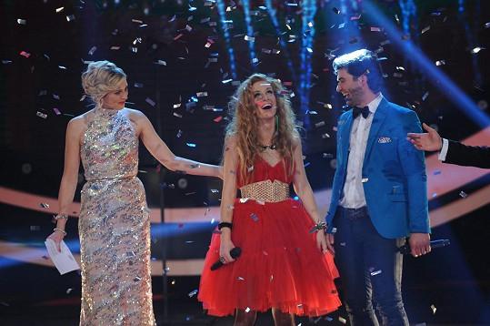 V roce 2013 se stala vítězkou soutěže Česko Slovenská SuperStar