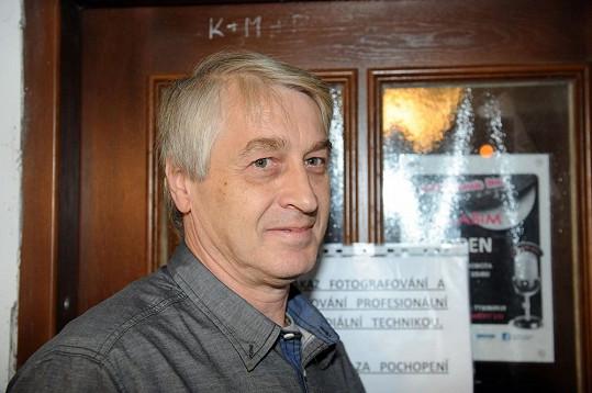 Josef Rychtář působil plaše jako člen Rychlých šípů.