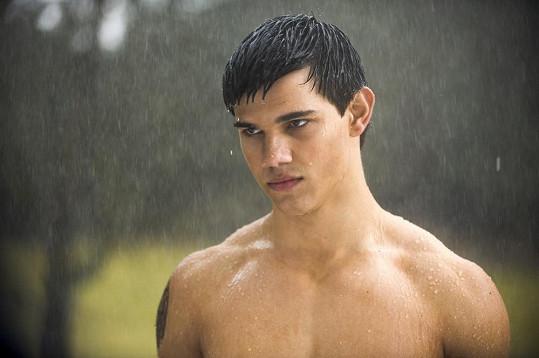 Taylor Lautner v Twilight