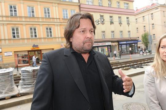 Jiří Pomeje prohru nečekal.