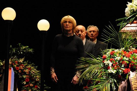 Eliška Balzerová, Oldřich Vlach a Petr Kostka