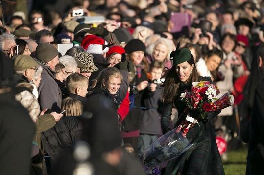 Po příchodu Williama a Kate na bohoslužbu nastalo vánoční zklamání ... 7dccad6b5b5