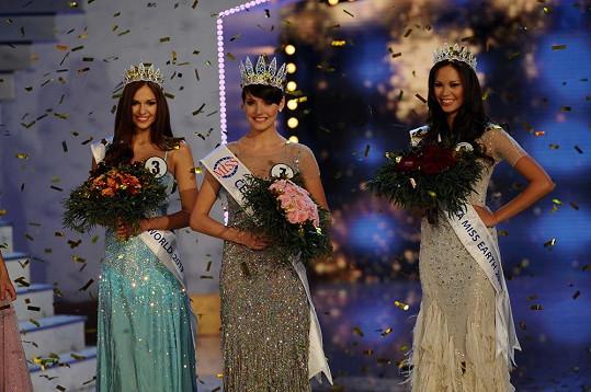 Vítězky České Miss 2013.