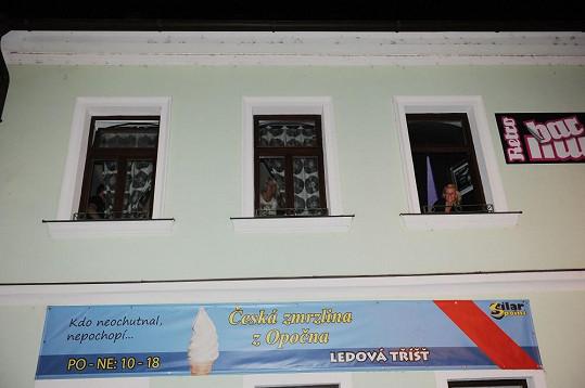 Vlašimští byli nadšení, že přijela delegace z Prahy.