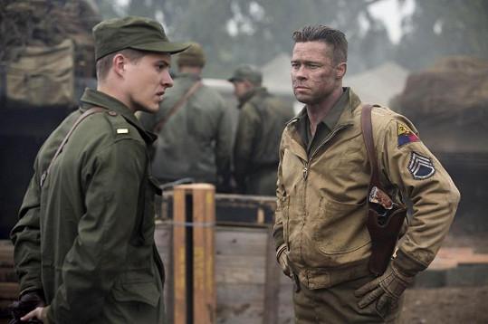 Snímek Fury je zasazen do období konce 2. světové války.