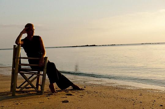 Renata si relax v Thajsku užila.