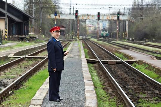 Václav Neckář, tentokrát už s červenou čepicí.