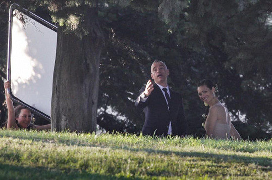 Eros Ramazzotti se podruhé oženil.