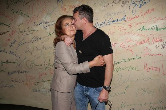 Renč patří k jejím oblíbeným režisérům.