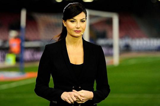 Ilaria D'Amico by prý mohla stát za problémy manželů.