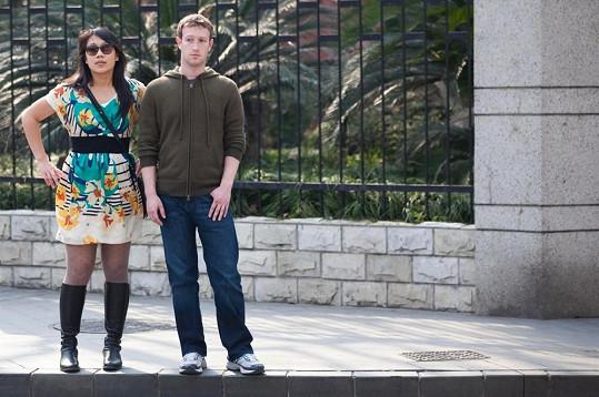 Mark a Priscilla se seznámili během studií na Harvardu.