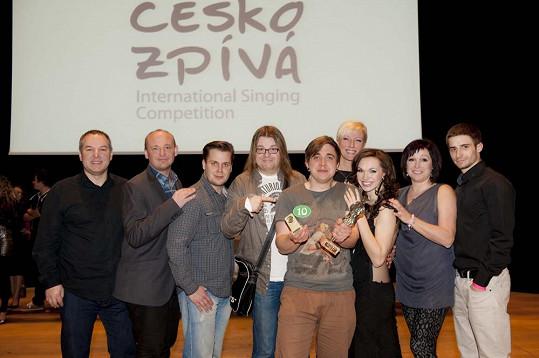 V porotě zasedli například také Tomáš Savka, Bohouš Josef nebo Renata Drössler.