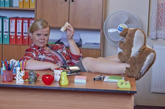 Sabina Remundová a její bačkůrky