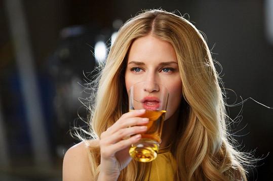 Linda Vojtová patří k nejkrásnějším světovým modelkám.