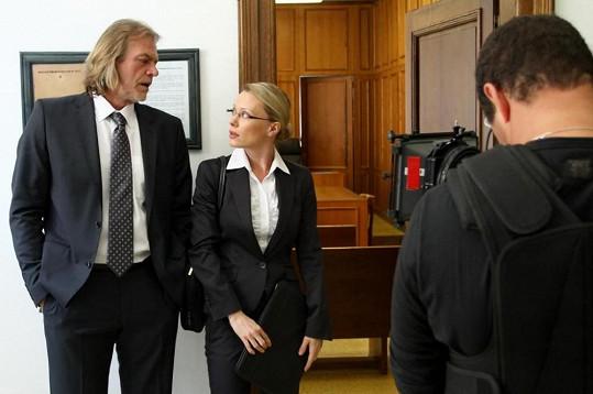 ...a teď je z něj na Primě právník Juraj Semerád.