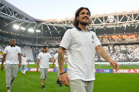 Pablo Daniel Osvaldo je italskými médii označován za ideálního přítele Aleny Šeredové.