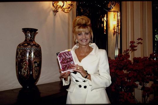 Ivana v roce 1993.