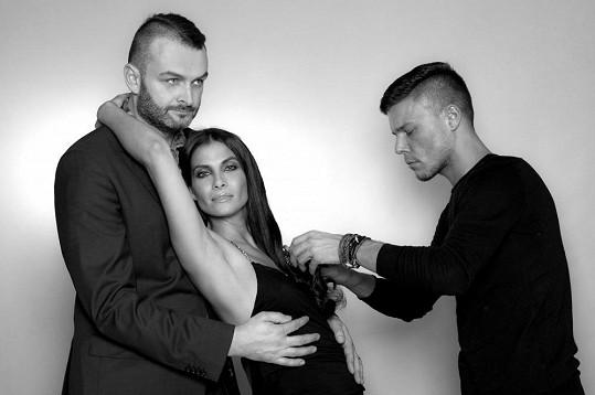 O vizáž se Evě staral její kamarád a spolupracovník Pavel Kortan.
