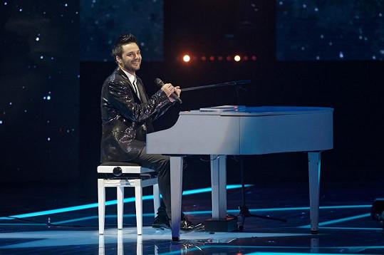 Peter ve finále X Factoru