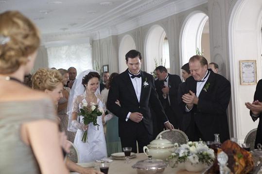 Veronika Arichteva s Jánem Koleníkem