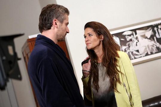 Faltýnová bude vyhrožovat Romanu Zachovi.