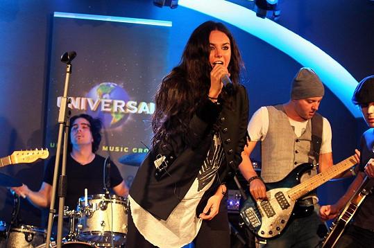 V pražském klubu Phenomen se uskutečnil v pořadí druhý letošní showcase největšího hudebního vydavatelství - Universal Music.