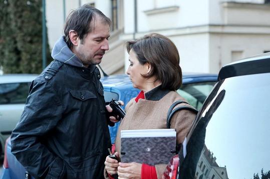 Veronika Freimanová byla v seriálu Cesty domů unesena.