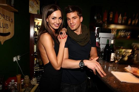 S Jakubem Malinou prý stále tvoří pár.