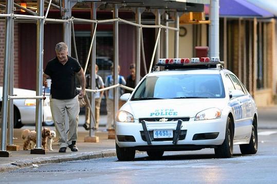 Na veřejný pořádek dohlédla policie.