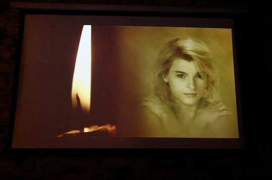 Záběr z videoklipu Chci s Tebou vzlétnout