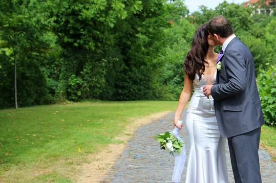 Victoria se vdala.