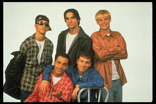Backstreet Boys na počátku kariéry (1995)