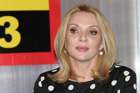 Zdena Studénková přiznala operaci víček.