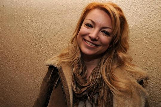 Eva Vejmělková ztvárnila v Básnících Píšťalku.