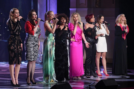 Koncert Královny popu se uskutečnil už jedenáctkrát.