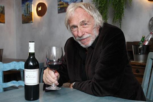 Také zapálený a úspěšný vinař