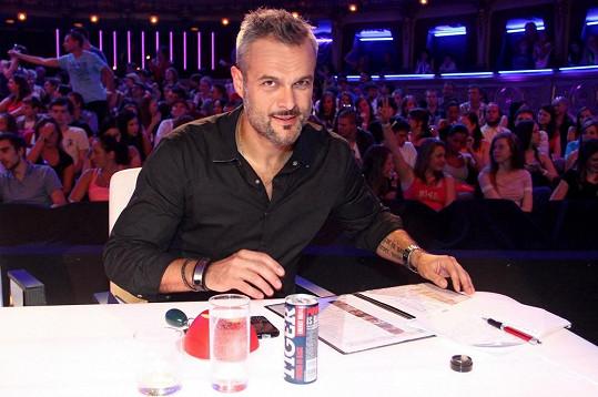 Jaro Slávik zůstal v porotě Talentu, přestože má za sebou divokou minulost.