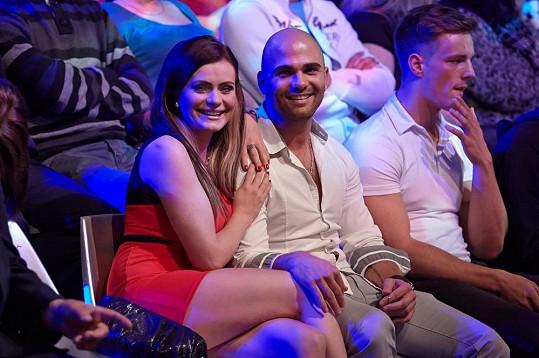 Zdeňka a její kamarád Pavel