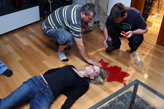 Linda Rybová bude v seriálu Cesty domů zavražděna.