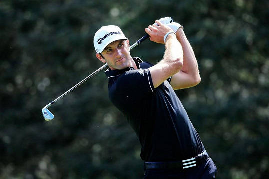 Snoubenec Pauliny je profesionální golfista.