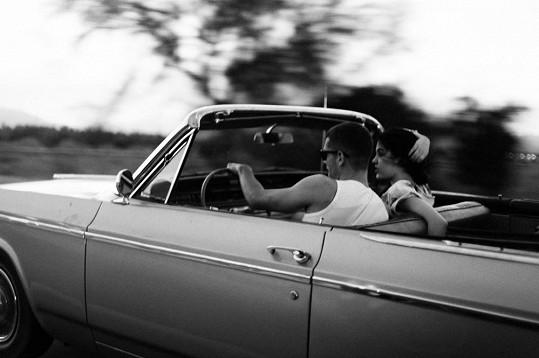 Celeste a Majk natáčeli klip v Kalifornii.