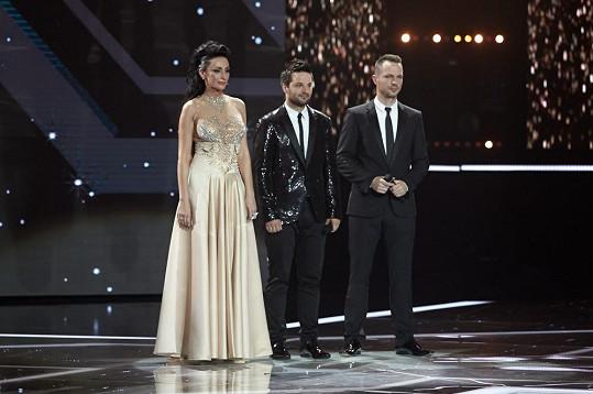 Petera do finále přivedla Sisa Sklovska.