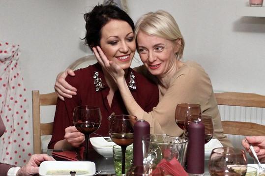 Agáta Hanychová a Veronika Žilková se prý neshodly na společném menu. Nakonec si to své prosadila Žilková.