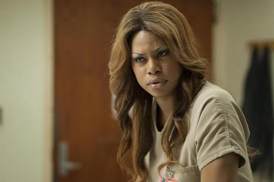 Cox v seriálu Orange Is The New Black