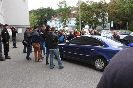 Tímto autem Jan Rychtář nehorázně najížděl do lidí. A nepykal!