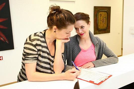 Na test plodnosti Lenka s Andreou Kerestešovou vyrazily společně, dovolenou ale plánují každá zvlášť, byť na stejném místě.