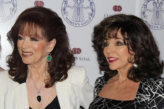 Úspěšné sestry společně v Beverly Hills